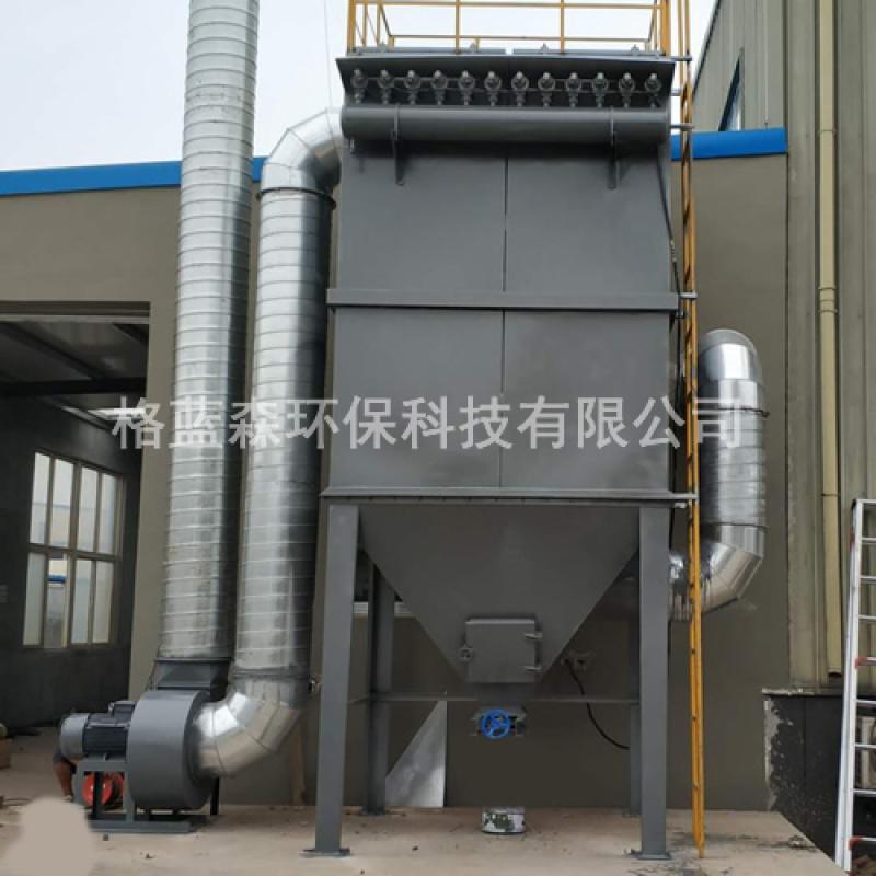 青岛布袋除尘器 布袋除尘器厂家