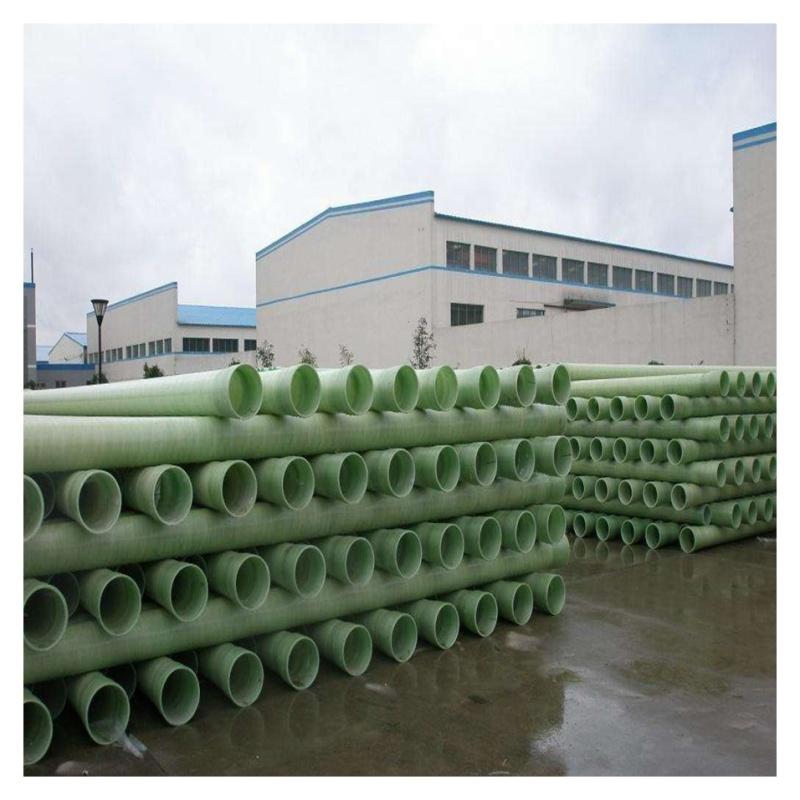 管道施工环保玻璃钢保温管道