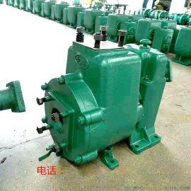 洒水车专用水泵高压水枪喷炮