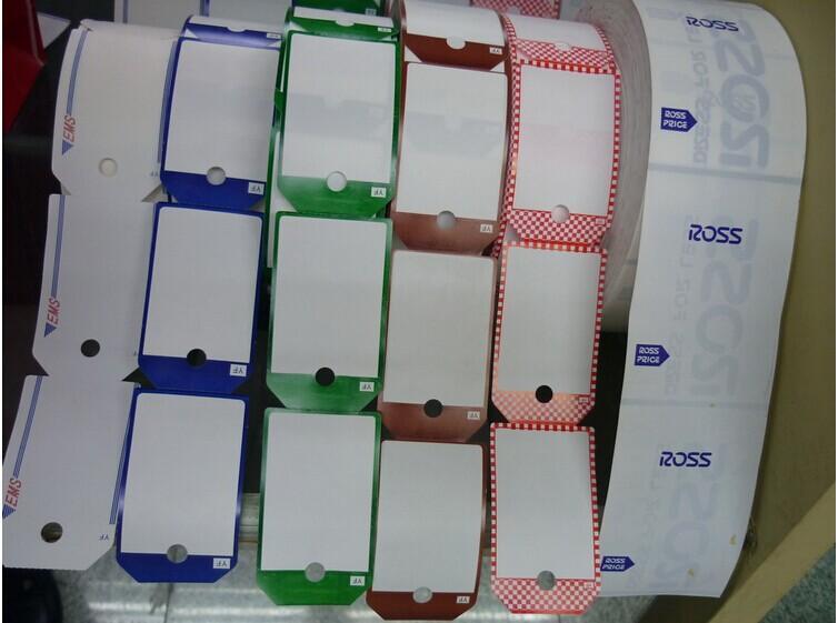 PE,PP合成纸,邮政吊牌合成纸