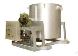 可倾式坩埚熔化炉 熔炼保温炉