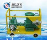 KYB型滑片式自吸泵(自吸滑板泵)