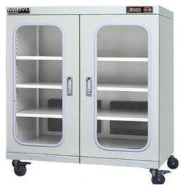 广东东莞435升超低湿度电子防潮除湿箱 除湿柜 干燥柜