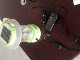 平超照明科技LED太阳能手摇发电野营灯