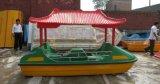 水上脚踏船公园脚踏船2人公园脚踏船