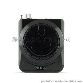 插卡音箱播放器便携式迷你小音响U盘MP3外放老人收音机