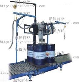 无锡Y1500-II系列称重式液体灌装机
