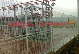 江西景德镇变电站围栏_电厂围栏_电力围栏
