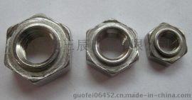 焊接螺母M12不锈钢焊接螺母M12六角焊接螺母M12凸焊螺母M12