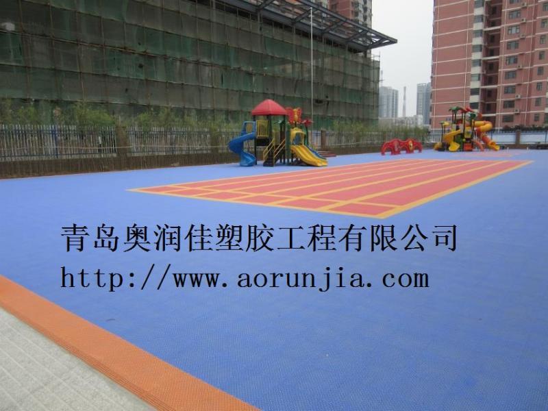 東營幼兒園拼裝地板、懸浮式拼裝地板
