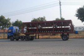 中国移动式混凝土搅拌站YHZS100出口菲律宾