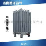 山東廠家直銷 德洋空溫式汽化器 杜瓦罐 焊接絕熱氣瓶 低溫儲罐用高低壓汽化器