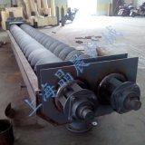 粮食输送机 管式螺旋输送机不锈钢螺旋上料机上海机械