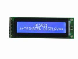 字符液晶模块RICH20201-03的代用品HC2021