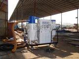 环保回收式移动喷砂机