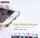 remax蘋果6手機邊框光環金色銀白色玫紅色藍色