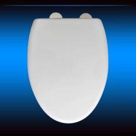 马桶盖通用加厚座便器坐便器盖板缓降快拆马桶盖U型V型O型新式包邮066