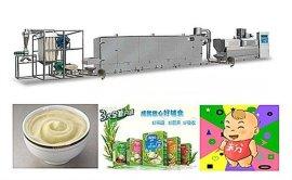 中老年营养米粉生产机械膨化型营养米粉加工机器营养米粉机械厂家恒力特