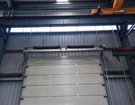 工业门安全提示---襄阳工业门生产厂家