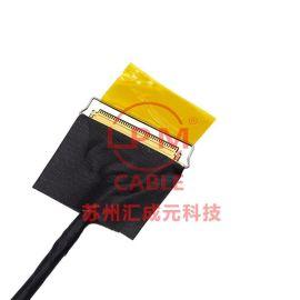 供應I-PEX 20454-240T TO I-PEX 20454-240T 高清同軸線