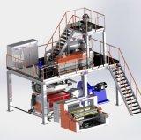 金韦尔制造商全自动喷绒布生产线