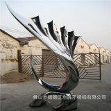 露天金属装饰雕塑大型件 异型不锈钢工艺件 非标不锈钢件