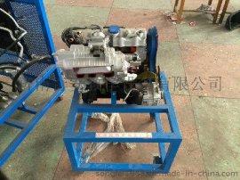 汽车发动机解剖模型