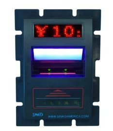 SINKO纸钞机,  机,  识别器(SK801-S2)