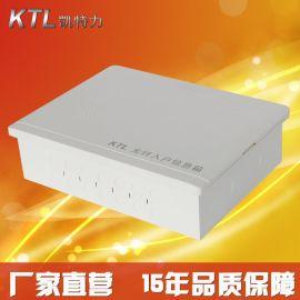 KTL塑面铁底信息箱K-S3