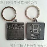 古銅汽車金屬鑰匙扣定製