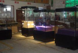 广东省华信瓷器展示柜订做工厂,