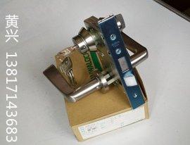 日本MIWA门锁美和防火执手锁U9LA51-1不锈钢锁