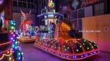 彩车设计与制作 大型玻璃钢巡游彩船工厂