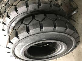 厂家12.00-20实心轮胎轮辋8.00