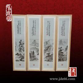 景德镇手绘人物瓷板画定制,陶瓷瓷板画