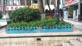 成都优美雅PVC塑钢围栏栅栏