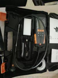 企业供暖锅炉烟气检测选购德图testo 310 燃烧效率分析仪