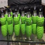 葫芦形EVA挤射杯套厂家 EVA迷彩不锈钢水杯护套