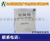優質凝膠促凝劑 礦用粉煤灰凝膠劑生產廠家直銷