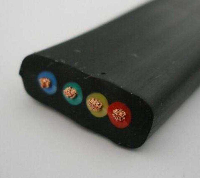 YQBP遮罩型橡套扁電纜