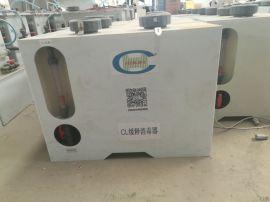 云南山区饮水消毒设备/全自动缓释消毒器