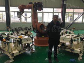 厚片吸塑切割机器人自动化切割