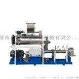 时产300公斤的宠物饲料生产设备  湿法狗粮膨化机
