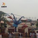 庙会游乐设备风筝飞行商丘童星游乐设备厂家供应