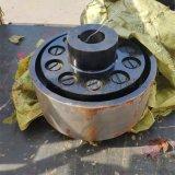 LXZ10制動輪聯軸器 連軸器 梅花墊制動輪聯軸器