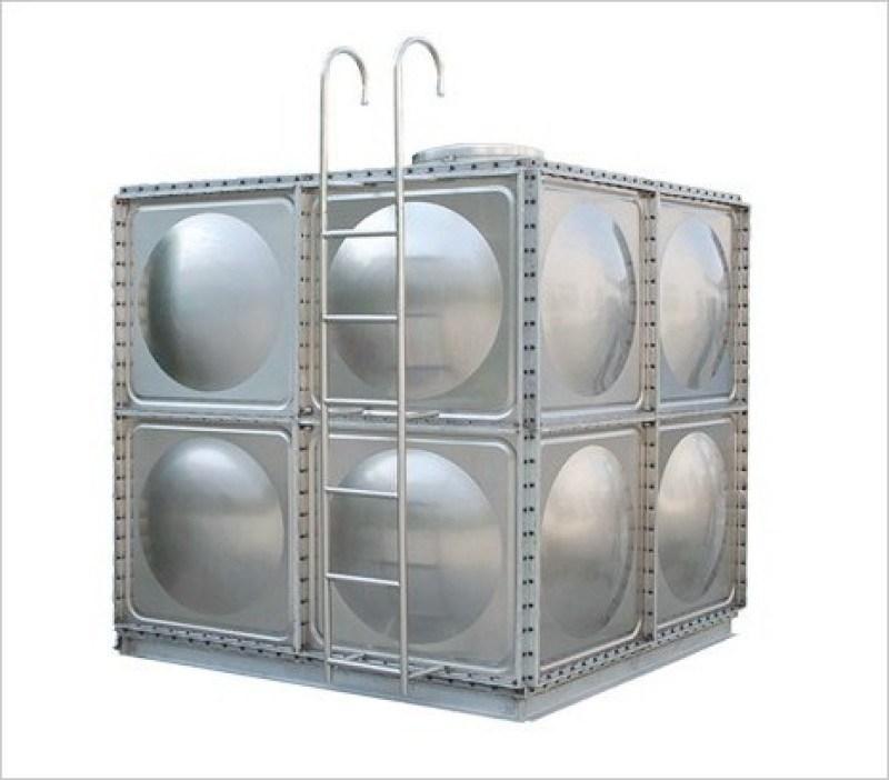 生產銷售金澤不鏽鋼裝配式水箱