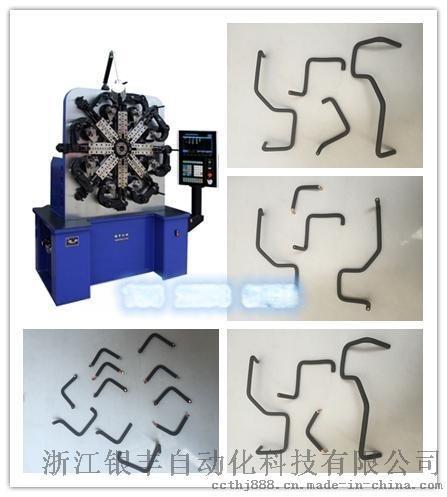 全自动电线加工设备,电线折弯设备,数控电线折弯机,可折弯各种形状电线产品