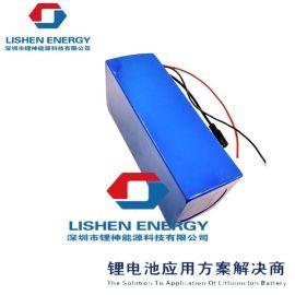 廠家直銷7.4V 18650鋰電池組2400毫安培 LED手電筒移動電源專用