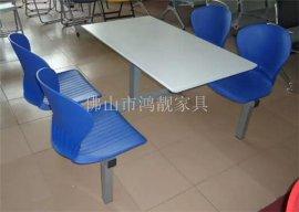 工厂饭堂餐桌椅图片,**食堂餐桌椅尺寸,餐厅家具厂家