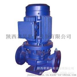管道泵ISG 管道泵循环泵 楼层增压送水冷却塔上水
